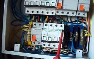 3 фазный автомат – советы электрика