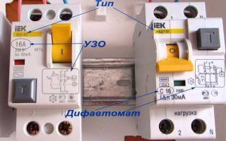Узо и дифавтомат – советы электрика