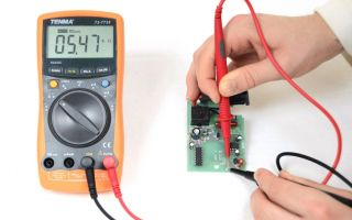 Как проверить сопротивление – советы электрика