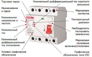 Автоматы защиты электросети номиналы – советы электрика