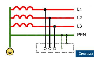 Эл схема подключения – советы электрика