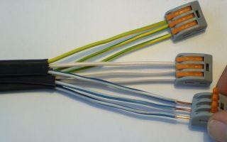 Виды соединения проводов – советы электрика