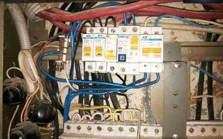 Выбивает автомат причины – советы электрика