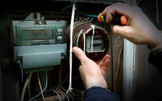 Счетчик на электричество – советы электрика