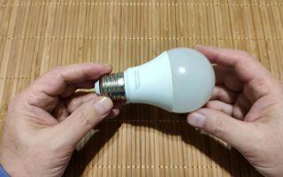 Как починить светодиодную лампу – советы электрика