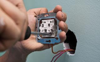 Как устроен выключатель – советы электрика