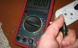 Как измерять мультиметром – советы электрика