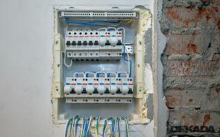 Распределительный щит в квартире – советы электрика