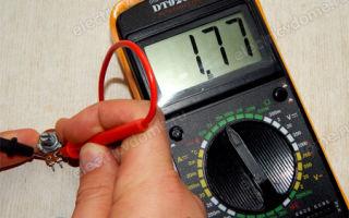 Как измерить сопротивление – советы электрика