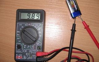 Как работать с тестером или мультиметром – советы электрика