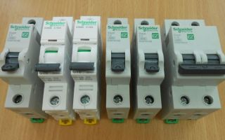 Марки автоматических выключателей – советы электрика