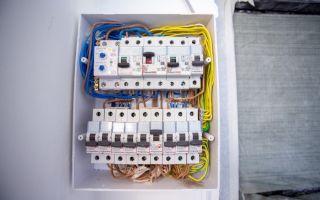Как собрать электрический щиток – советы электрика