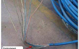 Проверка сопротивления изоляции проводов и кабелей – советы электрика