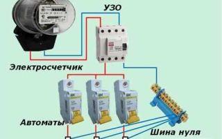 Узо 3 фазное – советы электрика