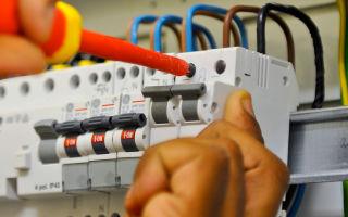 Проверка автоматических выключателей – советы электрика