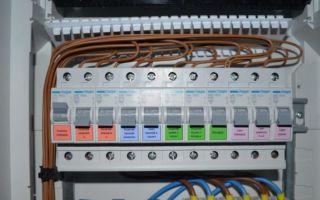Маркировка автоматов в электрощитке – советы электрика
