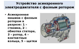 Устройство асинхронного электродвигателя – советы электрика