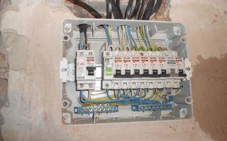 Как собрать электрощиток в квартире – советы электрика