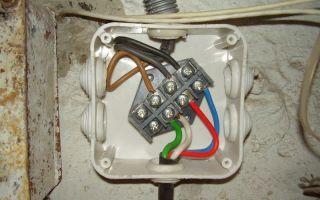 Что такое распределительная коробка – советы электрика