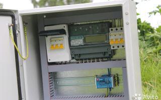 Как собрать щит учета электроэнергии 220в – советы электрика