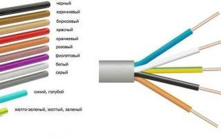 Цвета фазных проводов по новым правилам – советы электрика