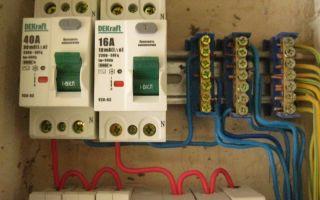 Как подключить заземление к щитку – советы электрика