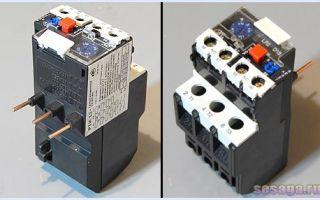 Тепловая защита электродвигателя – советы электрика