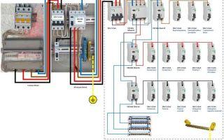 Как подключить 380 – советы электрика