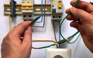 Как проверить автоматический выключатель на срабатывание – советы электрика