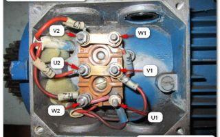 Соединение двигателя звездой и треугольником – советы электрика