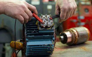 Ремонт коллекторных электродвигателей – советы электрика