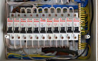 Как расключить электрический щит – советы электрика