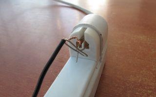 Как проверить люминесцентную лампу на исправность – советы электрика