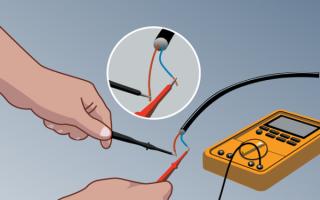 Как замерить сопротивление изоляции – советы электрика