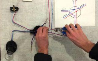 Подключение распределительной коробки – советы электрика