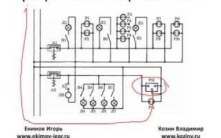 Чтение принципиальных схем – советы электрика