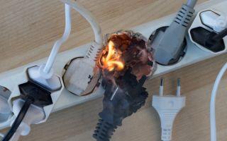 Короткое замыкание что это – советы электрика