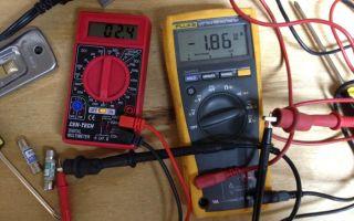 Пользование мультиметром для новичков – советы электрика