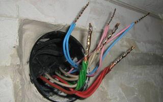 Распределительная коробка для электропроводки – советы электрика