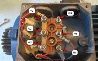 Как соединить звездой выводы обмоток трехфазного двигателя – советы электрика