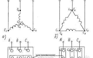 Схема подключения двигателя – советы электрика