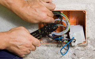 Правила электромонтажа в квартире – советы электрика