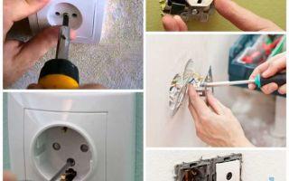 Что такое штепсельная розетка – советы электрика