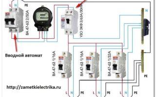 Схема подключения частного дома к электросети 380 – советы электрика