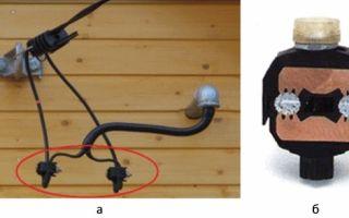 Соединение сип с медным кабелем – советы электрика