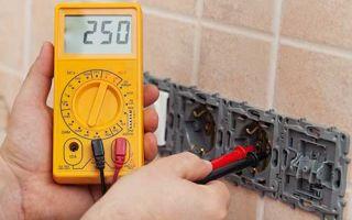 Чем измеряют напряжение – советы электрика