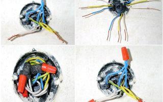 Как правильно соединить провода между собой – советы электрика