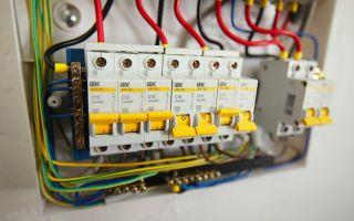 Подключение автоматического выключателя – советы электрика
