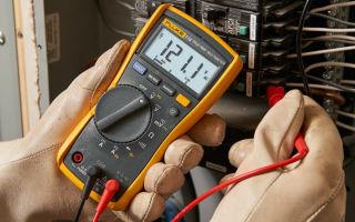 Как померить напряжение – советы электрика