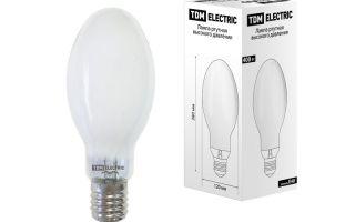 Лампы типа дрл – советы электрика